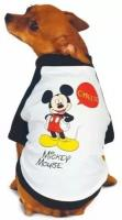Футболка мickey disney Triol l хлопок wd1035l