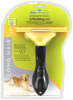 Furminator для собак крупных длинношерстных пород long hair large dog Furminator 10см
